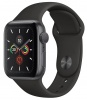 Смарт часы Apple Watch Series 5 GPS 40mm Aluminum Case with Sport Band