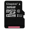 Micro Secure Digital HC/10 32Gb Kingston Canvas Select